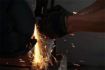 machine-welding