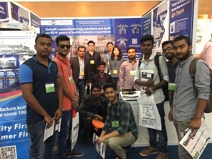 14th Dhaka Int'l Textile& Garment Machinery Exhibition