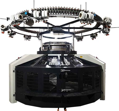 high speed Open Width Single Jersey Circular Knitting Machine-2