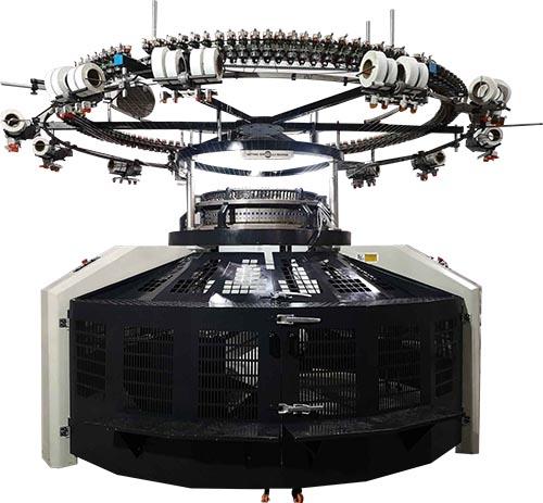 high speed Open Width Single Jersey Circular Knitting Machine-2