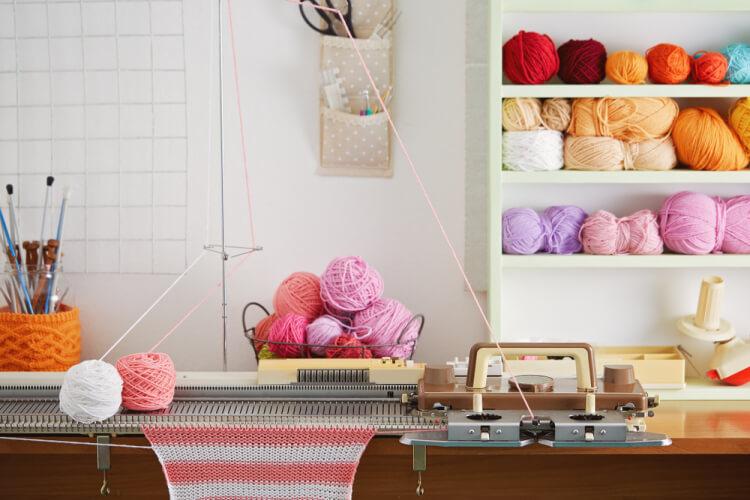 Knitting Machine For Beginners1