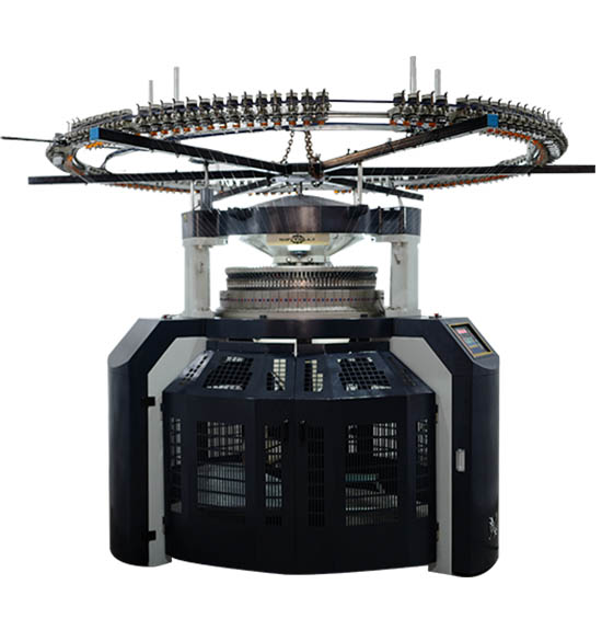 Double Jersey Interlock Circular Knitting Machine